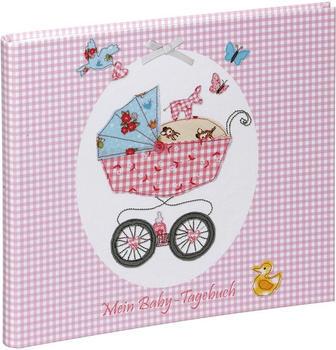 PAGNA Babytagebuch Wägele 24x23/48