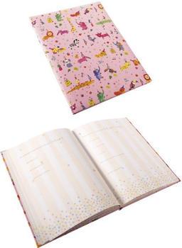 goldbuch-babytagebuch-tiere-21x28-44-rosa