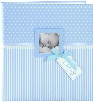 Goldbuch Babyalbum Sweetheart 30x31/60 blau