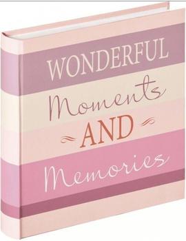 walther design Buchalbum Moments 30x30/100 Wonderful