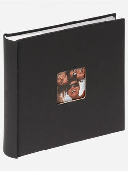 walther design Memoalbum Fun 10x15/200 schwarz