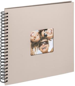 walther design Spiralalbum Fun 30x30/50 beige