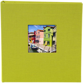 Goldbuch Memoalbum Bella Vista 10x15/200 grün