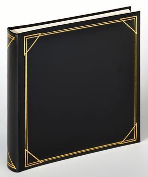 walther design Classicalbum Standard 30x30/100 schwarz