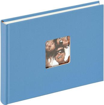 walther design Buchalbum Fun 22x16/40 oceanblau