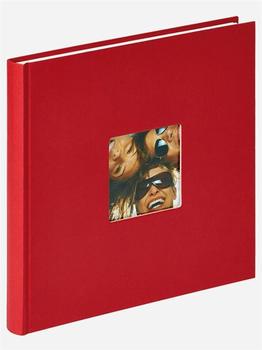 walther design Designalbum Fun 26x25/40 rot