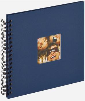 walther design Spiralalbum Fun 26x25/40 blau