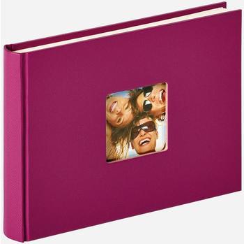 walther design Buchalbum Fun 22x16/40 violett