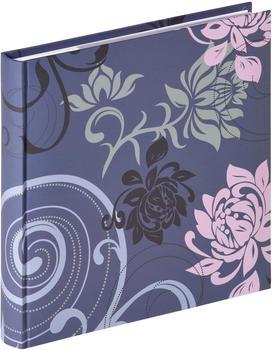 walther design Memoalbum Grindy 10x15/100 blaugrau