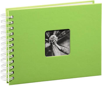 Hama Spiralalbum Fine Art 24x17/50 kiwi (weiße Seiten)
