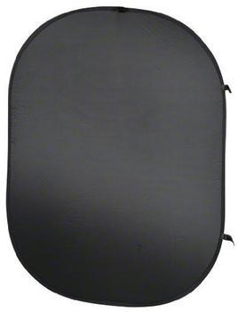 Walimex Falthintergrund 150x200cm schwarz