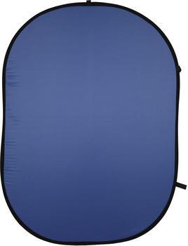 Walimex Falthintergrund 150x200cm blau