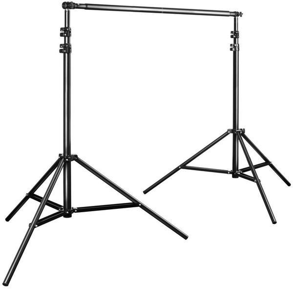 Walimex TELESKOP Hintergrundsystem, 225-400cm