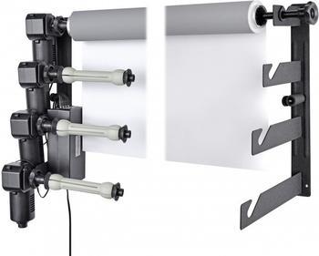 Bresser MB-6Y Elektrische Hintergrundaufhängung für 4 Hintergrundrollen