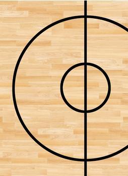 Savage Center Court Floor Drop (244x244cm)