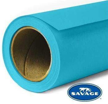 Savage Hintergrundkarton A2 1,35x11 m 75 true blue