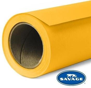 Savage Hintergrundkarton A2 1,35x11 m 71 deep yellow