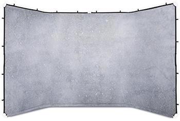 Lastolite Panorama Hintergrund Überzug 4m kalkstein