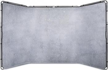 Lastolite Panorama Hintergrund 4m Kalkstein