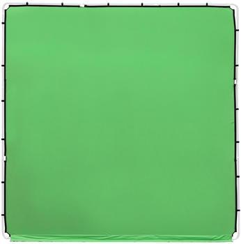 Lastolite StudioLink Chroma Key Bespannung 3x3m Greenscreen