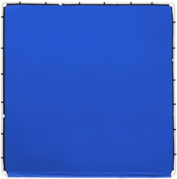 Lastolite StudioLink Chroma Key Bespannung 3x3m Bluescreen