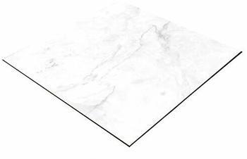 Bresser Flatlay Fotohintergrund 60x60cm Marble Light