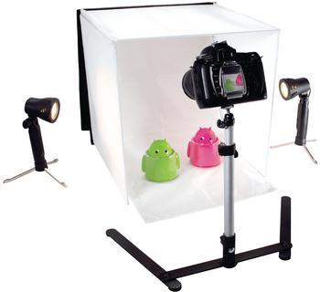 Nedis Mini Foto Studio Kit 40x 40cm faltbar