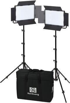 Nanlite LED-Beleuchtungs-Set CN-1200CSA