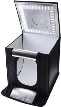 Caruba Mobiles Fotostudio LED 70x70x70x70cm Dimmbar