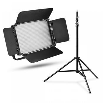 Walimex pro LED Niova 600 Plus Daylight + WT-806