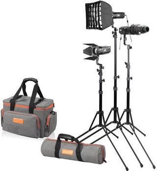 Godox S30-D Three-Light Kit