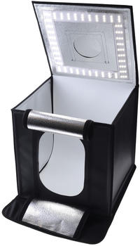 Caruba Mobiles Fotostudio LED 60x60x60x60cm Dimmbar