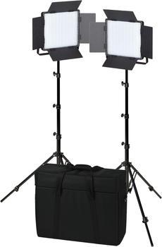 Kaiser NANLITE LED-Beleuchtungs-Set 600CSA DoubleKit