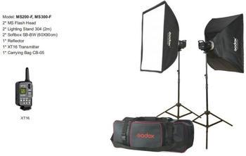 Godox MS200-F Studio-Kit