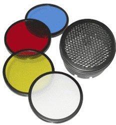 Walimex Waben- & Farbfilter-Set SB-01 (M&MR Serie)
