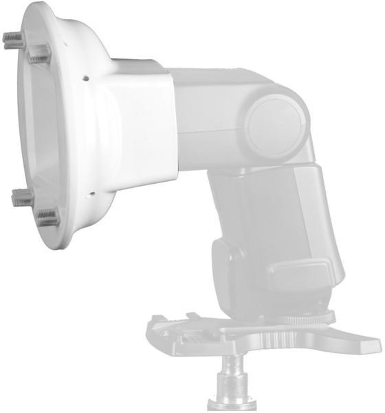 Walimex Zusatzadapter Blitzvorsätze Sony F32X/ Canon 430EX