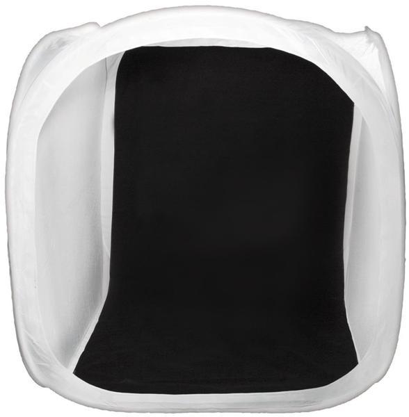Dörr Aufnahmebox faltbar weiß (120x120cm)