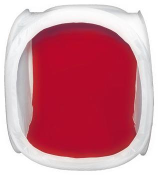 Dörr Aufnahmebox faltbar weiß (90x90cm)