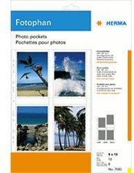 Herma Fotosichthüllen 9x13 quer 10 St. (7584)