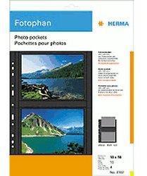 Herma Fotosichthüllen 13x18 cm quer 10 St. (7787)