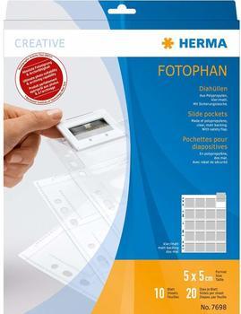 Herma Diahüllen für Kleinbild-Dias (7698)