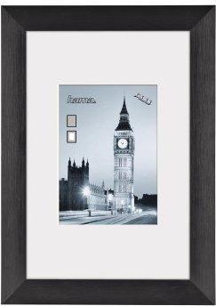 Hama Aluminiumrahmen London Schwarz 50x70