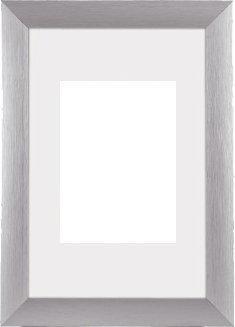 Hama Aluminiumrahmen London Silber 13x18