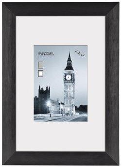 Hama Aluminiumrahmen London Schwarz 13x18