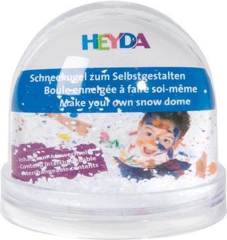 Heyda Schneekugel mit Bildfach 9x8,5