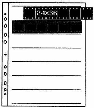 Kaiser Negativ-Ablageblätter 35mm 7x6 (25 Stck)