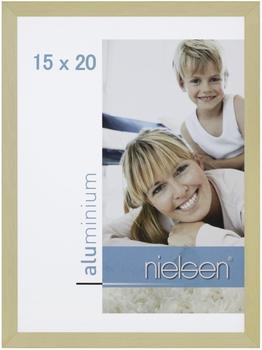 Nielsen Bilderrahmen C2 15x20 gold matt