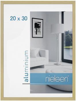 Nielsen Bilderrahmen C2 20x30 Struktur gold matt
