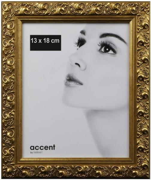 Nielsen Bilderrahmen Arabesque 13x18 gold