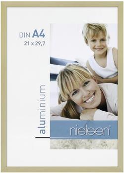 Nielsen Bilderrahmen C2 21x29,7 Struktur gold